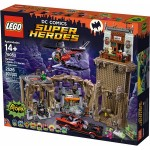 LEGO Batman Classic TV Series - Batcave