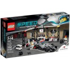 LEGO McLaren Mercedes Benz Pit Stop