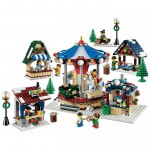 LEGO Winter Village Market