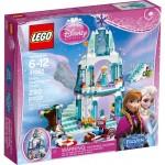 LEGO Elsa's Sparkling Ice Castle FROZEN