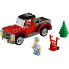 LEGO Christmas Tree Truck