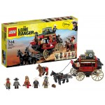 LEGO Stagecoach Escape