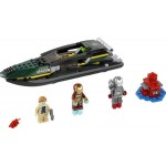 LEGO Super Heroes Iron Man Extremis Sea Port Battle