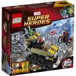 LEGO Captain America vs. Hydra