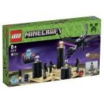 LEGO Minecraft The Ender Dragon
