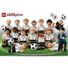 LEGO MINIFIGURE COLLECTION GERMANY FOOTBALL TEAM (BOX/60 pcs)