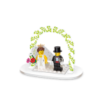 LEGO Minifigure Wedding Favor Set