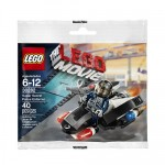 LEGO Movie Super Secret Police Enforcer
