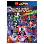 LEGO DVD Justice League Vs Bizarro League