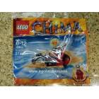 LEGO Worriz Fire Bike