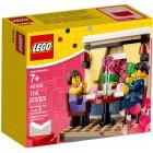 LEGO Seasonal Valentine's Day Dinner