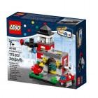 LEGO Bricktober Fire Station