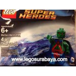 LEGO Martian Manhunter DC HEROES 2014